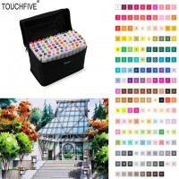 Touch Five 168 Farbige Marker Stift Set